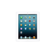iPad 4th gen (Wi-Fi + 4G), 16 GB, Silver/White, Product age: 37 months