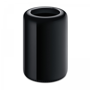 Mac Pro Late 2013 (Intel 6-Core Xeon 3.5 GHz 32 GB RAM 256 GB SSD), 3.5 Ghz 6 - Core Intel Xeon E5, 32 GB 1866 MHz DDR3, 256 GB Flash Storage