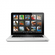 MacBook Pro 13-inch, 2.5 GHz Core i5 (I5-3210M), 4 GB 1600 MHz DDR3, 500 GB SATA Disk, Product age: 63 months