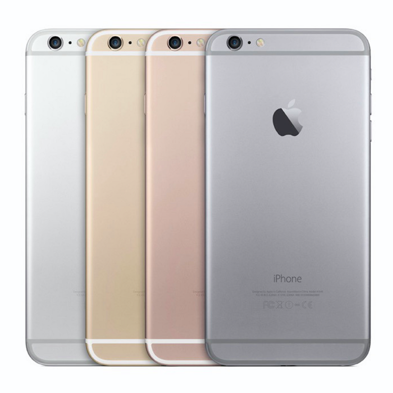 iPhone 6Splus, 128 GB, Space Grey, Product age: 29 months