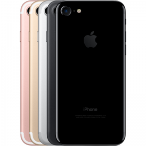 iPhone 7, 32 GB, Jet Black