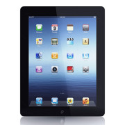 iPad 4th gen Cellular, 32 GB, Black, Product age: 12 months