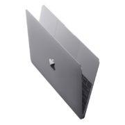 MacBook 12-inch Retina, 1.1 GHz Core M (M-5Y31), 8 GB 1600 MHz DDR3, 256 GB Flash Storage, Product age: 17 months