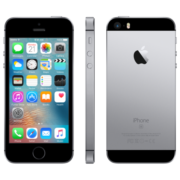 iPhone 5S, 16 GB, Black, Product age: 40 months