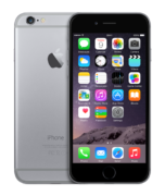 iPhone 6, 16 GB, Space Grey, Product age: 21 months