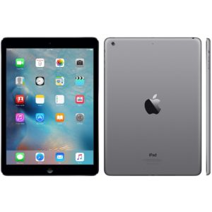 iPad Air (Wi-Fi + 4G), 32 GB, Space Grey, Product age: 36 months