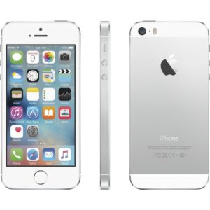 iPhone 5S, 16 GB, White/Silver, Product age: 40 months