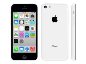 iPhone 5c, 8 GB, White, Product age: 35 months