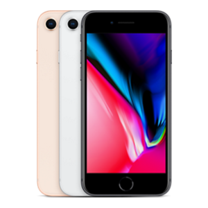 iPhone 8 64GB, 64GB, Silver