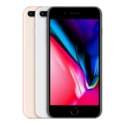 iPhone 8 Plus 256GB, 256 GB, Gold, Product age: 15 months