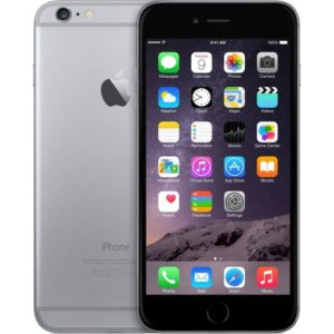 iPhone 6, 16 GB, Space Grey, Product age: 20 months