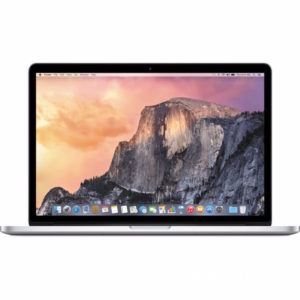 MacBook Pro 15-inch Retina, 2.3 GHz Core i7 (I7-3615QM), 8 GB 1600 MHz DDR3, 480 Solid State SATA Drive, Product age: 72 months