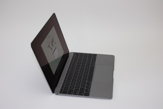 MacBook 12-inch Retina, 1.1 GHz Intel Core M, 8 GB 1600 MHz DDR3, 256 GB Flash Storage, image 2