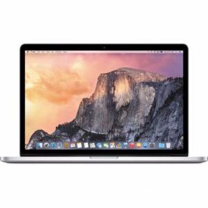 MacBook Pro 15-inch Retina, 2.2 GHz Intel Core i7, 16 GB 1600 MHz DDR3, 256 GB Flash Storage, Product age: 49 months