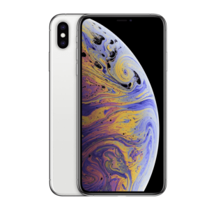iPhone XS Max 64GB, 64 GB, Silver