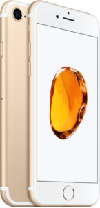 iPhone 7 128GB, 128 GB, Gold