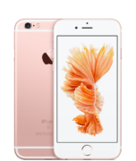 iPhone 6S 16GB, 16 GB, Rose Gold, Product age: 43 months