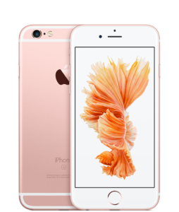 iPhone 6S 16GB, 16 GB, Rose Gold