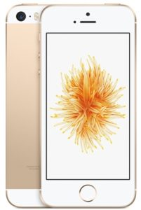 iPhone SE 16GB, 16 GB, Gold