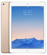 iPad Air 2 Wi-Fi + Cellular 64GB, 64 GB, Gold, Product age: 23 months