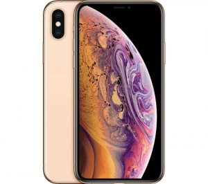 iPhone XS Max 64GB, 64 GB, Gold