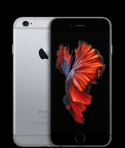 iPhone 6S 64GB, 64 GB, Grey