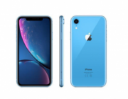 iPhone XR 64GB, 64 GB, Blue