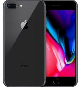 iPhone 8 Plus 64GB, 64GB, Space Gray