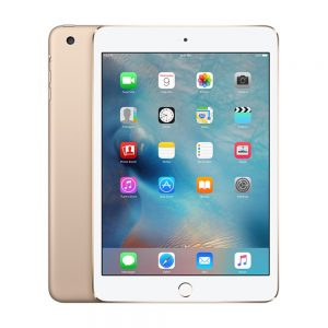 iPad mini 3 Wi-Fi + Cellular 128GB, 128GB, Gold