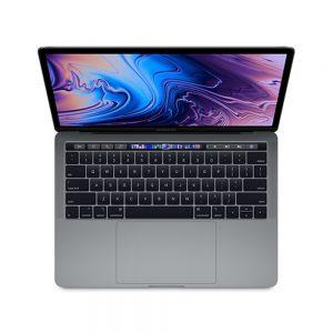 """MacBook Pro 13"""" 2TBT Mid 2019 (Intel Quad-Core i7 1.7 GHz 16 GB RAM 512 GB SSD), Space Gray, Intel Quad-Core i7 1.7 GHz, 16 GB RAM, 512 GB SSD"""