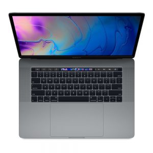 "MacBook Pro 15"" Touch Bar Mid 2018 (Intel 6-Core i9 2.9 GHz 16 GB RAM 512 GB SSD), Space Gray, Intel 6-Core i9 2.9 GHz, 16 GB RAM, 512 GB SSD"