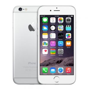 iPhone 6 128GB, 128GB, Silver