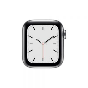 Watch Series 5 Steel Cellular (40mm), Silver