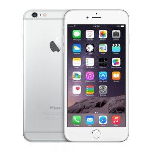 iPhone 6 Plus 128GB, 128GB, Silver