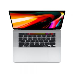 """MacBook Pro 16"""" Touch Bar Late 2019 (Intel 8-Core i9 2.3 GHz 16 GB RAM 1 TB SSD), Silver, Intel 8-Core i9 2.3 GHz, 16 GB RAM, 1 TB SSD"""