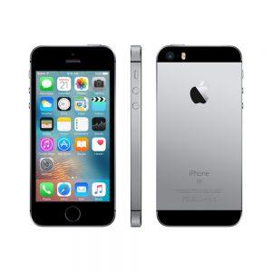 iPhone SE 64GB, 64GB, Space Gray