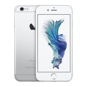 iPhone 6S 128GB, 128GB, Silver