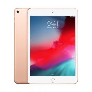 iPad 5 Wi-Fi + Cellular 128GB, 128GB, Gold