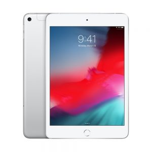 iPad 5 Wi-Fi + Cellular 128GB, 128GB, Silver