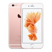iPhone 6S, 16GB, Rose Gold