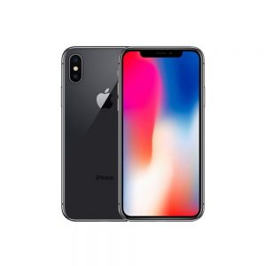 iPhone X 64GB, 64GB, Space Gray
