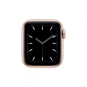 Watch Series 5 Aluminum Cellular (44mm), Gold