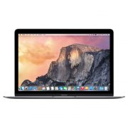 "MacBook 12"", Space Gray, Intel Core M 1.1 GHz, 8 GB RAM, 256 GB SSD"