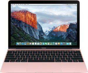 """MacBook 12"""" Mid 2017 (Intel Core i5 1.3 GHz 8 GB RAM 512 GB SSD), Rose Gold, Intel Core i5 1.3 GHz, 8 GB RAM, 512 GB SSD"""