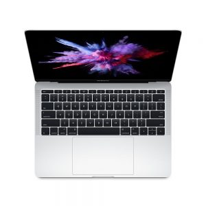 """MacBook Pro 13"""" 2TBT Mid 2017 (Intel Core i5 2.3 GHz 8 GB RAM 128 GB SSD), Silver, Intel Core i5 2.3 GHz, 8 GB RAM, 128 GB SSD"""
