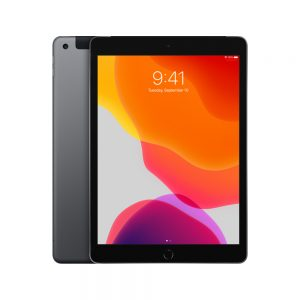 iPad 7 Wi-Fi + Cellular 32GB, 32GB, Space Gray