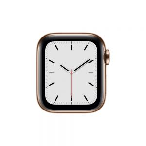 Watch Series 5 Steel Cellular (44mm), Gold