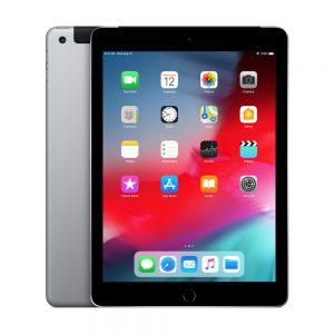 iPad 6 Wi-Fi + Cellular 128GB, 128GB, Space Gray