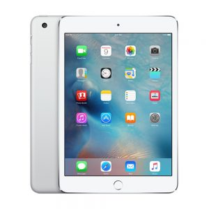 iPad mini 4 Wi-Fi 16GB, 16GB, Silver