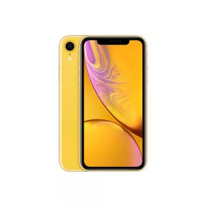 iPhone XR 256GB, 256GB, Yellow